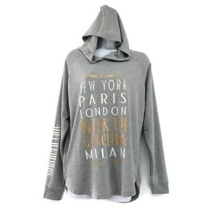 Red Camel  Gray Base Color Hoodie  Southern Chic